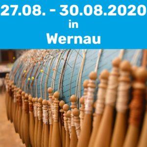 Klöppelkurs vom 27.08. - 30.08.2020 in Wernau.
