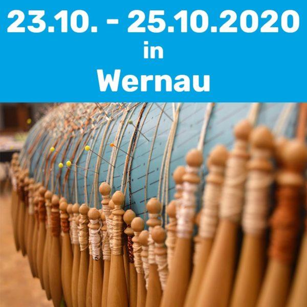 Klöppelkurs vom 23.10. - 25.10.2020 in Wernau.